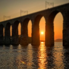 Railway Bridge Berwick