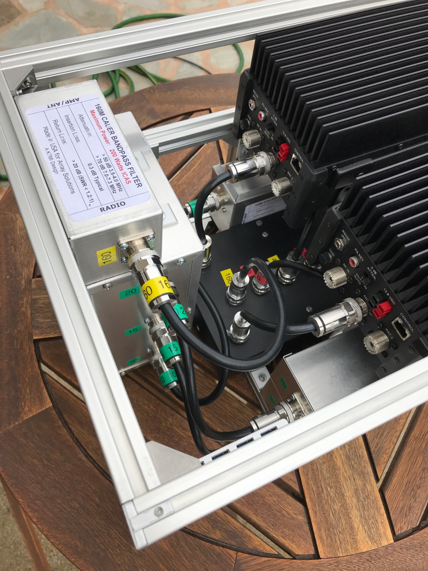 Suitcase DXPedition SO2R – Why drive a boring BMW M-Series ... on pumps in series, bulbs in series, power in series, doors in series, filters in series, panels in series, generators in series, lights in series, resistors in series, valves in series, lighting in series, circuits in series, motors in series, antenna in series, painting in series, springs in series, voltage in series, lamps in series, transformers in series, components in series,